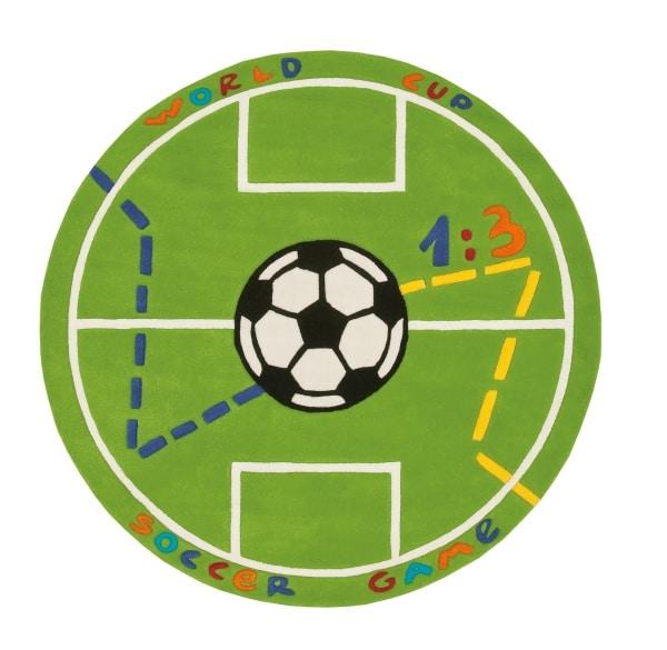 Photo of Spielteppiche im Kinderzimmer – Flauschige Teppiche im Fußball-Look für Mädchen und Jungen