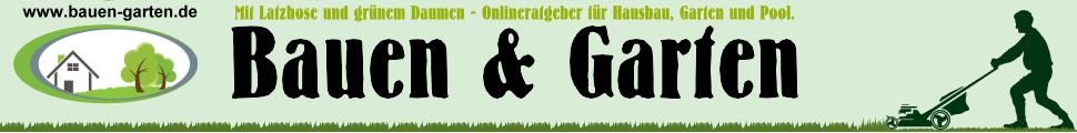 Bauen & Garten – Mit Latzhose und grünem Daumen.
