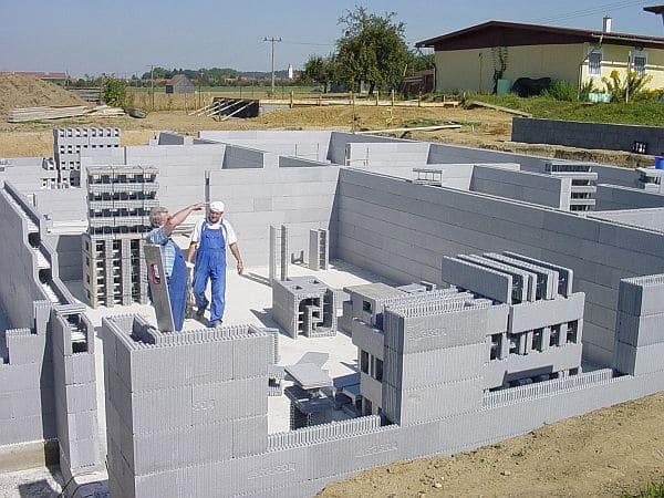 Photo of Mit hochwärmegedämmten Schalungselementen energiebewusst bauen