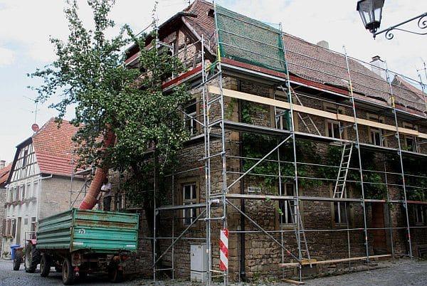 Photo of Energetische Sanierung von historischen Gebäuden wird gefördert