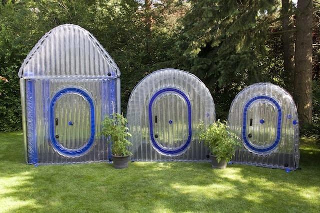 Photo of Erfolgreich überwintern – Aufblasbares Gewächshaus bietet Kübelpflanzen optimale Verhältnisse