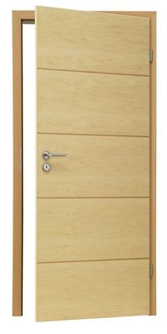 Photo of Echtholz statt Nachbildung charakterisiert die Tür von heute