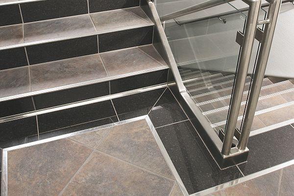 Photo of Treppenprofile aus Edelstahl punkten mit Vielseitigkeit