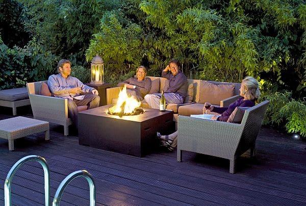 Photo of Feuer für Terrasse und Garten