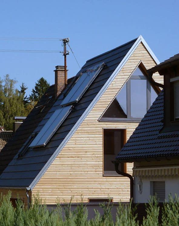 Photo of Modernisierung und Erweiterung älterer Häuser mit Holz