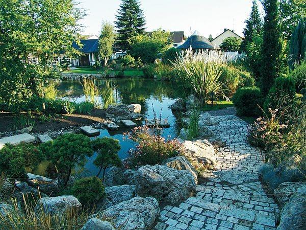 Photo of Gartentraum mit Naturstein