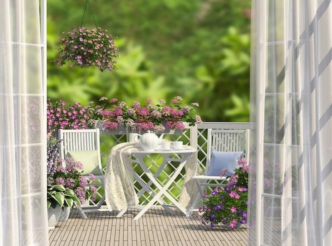 Photo of Tipps für die Gestaltung des Balkons