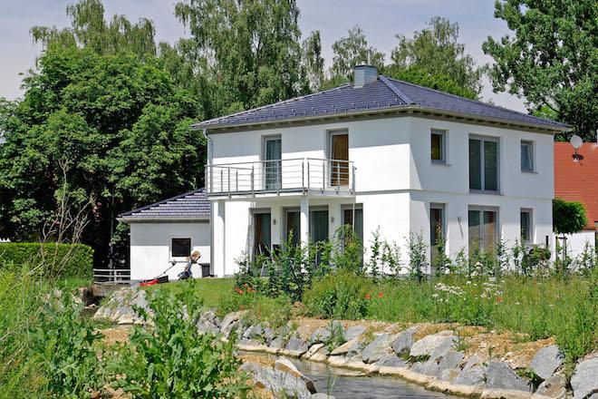 Photo of Schon bei der Planung eines Hauses sollte man auf die Wohngesundheit achten