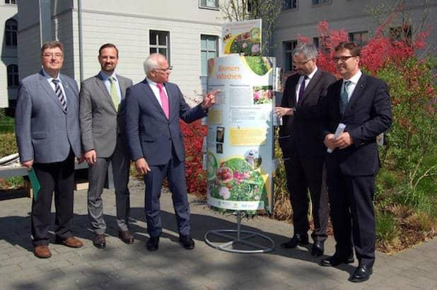 Photo of Deutscher Imkerbund beteiligt sich an neuer bundesweiter Bienen-Informationskampagne
