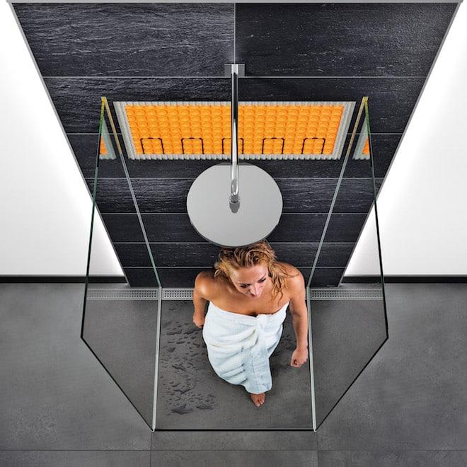 Photo of Wand- und Bodenbeläge gezielt und energieeffizient erwärmen