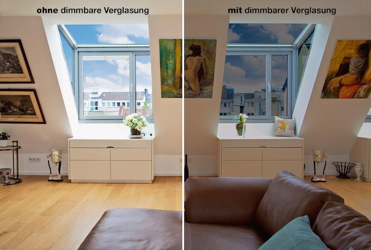 Photo of Dimmbare Hightech-Verglasungen bieten viele Extras
