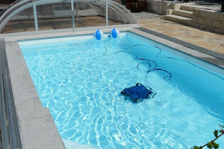 Photo of Vor dem Winterschlaf sollte das Becken noch einmal gründlich gereinigt werden