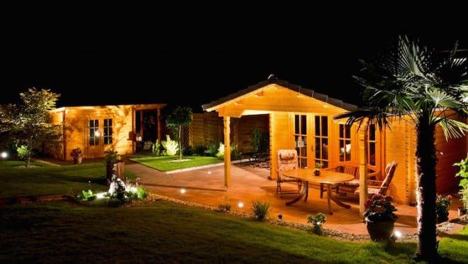 Photo of Blockhäuser aus massivem Holz lassen sich für jeden Zweck planen und bauen