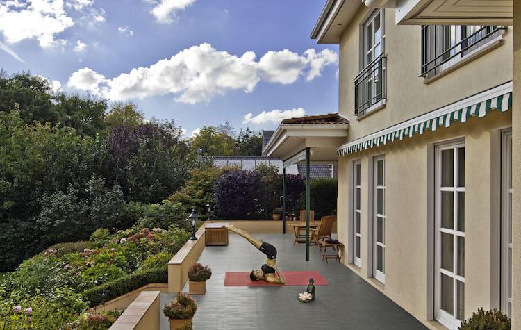 Photo of Schöner wohnen auf Balkon und Terrasse