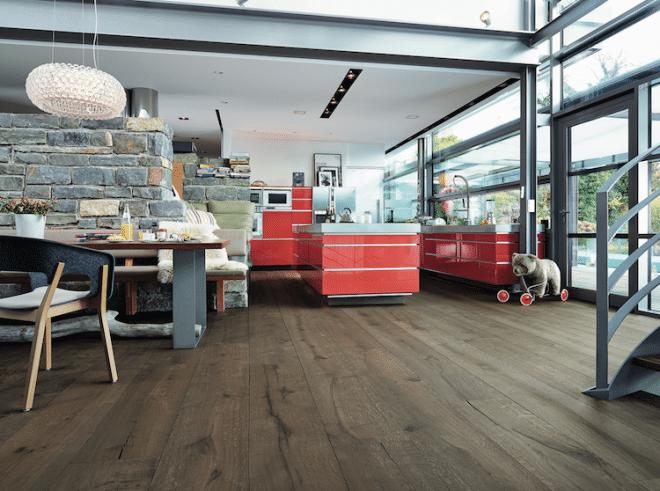 Photo of Holz trifft Hightech: Der Bodenbelag fürs echte Leben