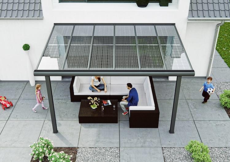 Photo of Solarmodule auf Terrasse und Carport sparen Strom und machen unabhängig