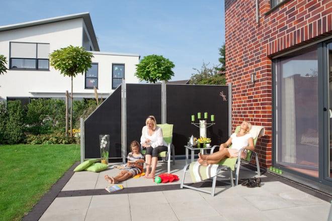 Photo of Outdoor-Sichtschutz für Designliebhabe