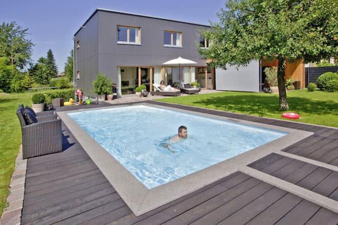 Photo of Neuer Look für den alten Pool