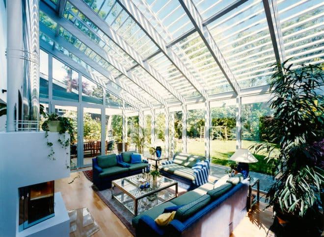 Photo of Wohnwintergärten als Bestandteil moderner Architektur