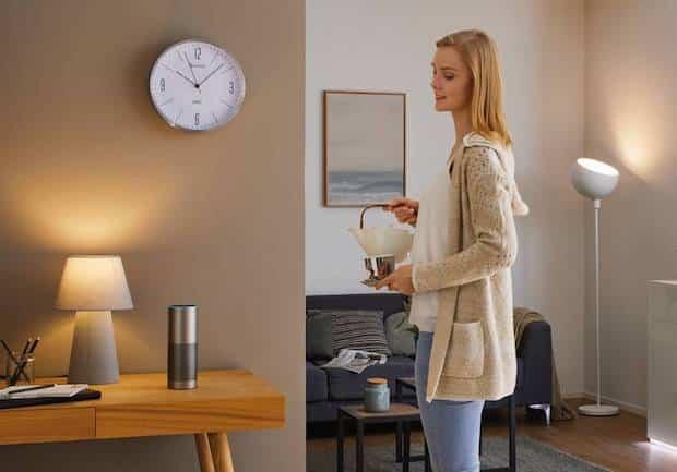 Smarthome: Die Beleuchtung hört jetzt auf Alexa