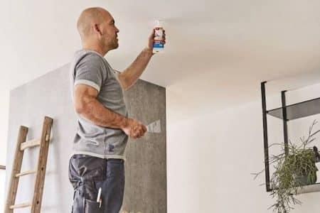 So lassen sich vor dem Auszug kleine Schäden in der Wohnung einfach ausbessern