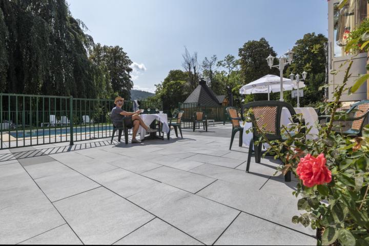 Photo of Pflegeleichte und zugleich schöne Terrassenbeläge