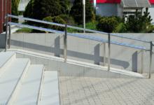 Photo of Treppenlift für den Außenbereich